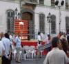 Presentazione Nocerina stagione 2008-2009 - Il palco
