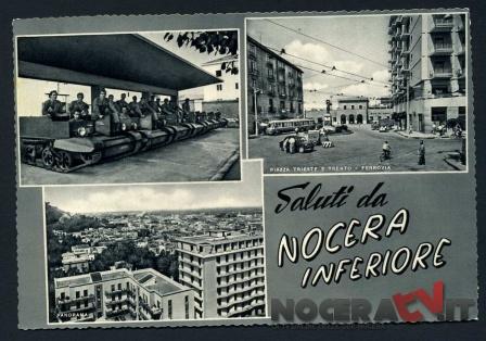 Saluti da Nocera Inferiore in Bianco e Nero II