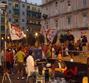 Presentazione Nocerina stagione 2008-2009 -